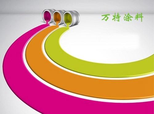 常见的工业油漆种类及特点