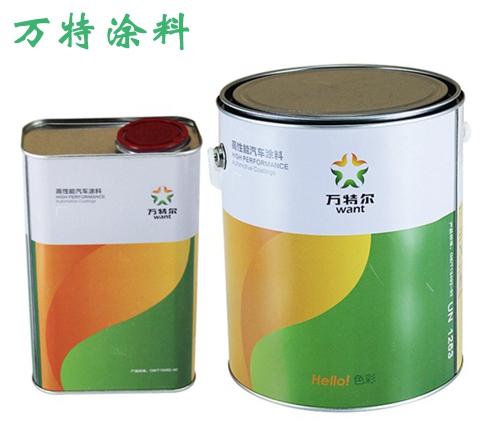 稀释剂对工业油漆光泽的影响