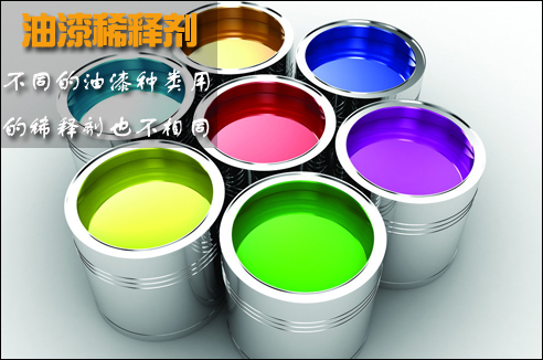 油漆稀释剂的作用有哪些