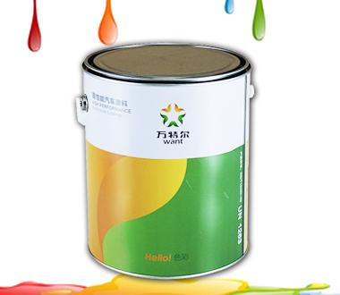 工业漆喷涂出现桔皮如何处理